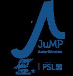 Logo JuMP Bleu Texte